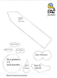 GALINHA+PINTADINHA+LEMBRANCINHA+3.jpg (1163×1600)