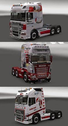 Euro Truck Simulator 2 mods - Videa - Google+