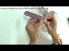 Pulsera de Kumihimo paso a paso - Abalorios Manualidades - YouTube