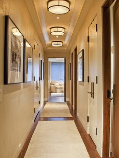 Hallway Lighting Home Design Ideas, Pictures, Remodel and Decor