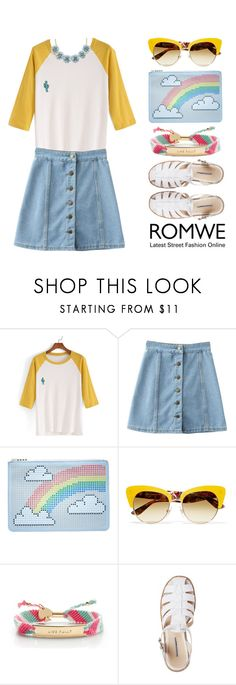 """""""Have a Nice Day"""" by stavrolga on Polyvore featuring Les Petit Joueurs, Dolce&Gabbana and Kate Spade"""