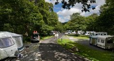 Coniston Park Coppice Caravan Club Site