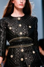 Balmain Spring 2014 Ready-to-Wear Collection on Style.com: Detail Shots