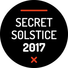 Secret Solstice 2017: First Acts Announced...: Iceland's largest music festival, Secret Solstice, has been making waves since its first…