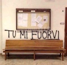 Star Walls - Scritte sui muri. — Tu mi turbi …