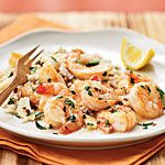Chile-Garlic Shrimp Recipe | MyRecipes.com