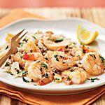 Chile-Garlic Shrimp Recipe | MyRecipes.com