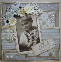 Hallo allemaal, Ik heb vandaag een paar mannenkaarten om te laten zien. Ik blijf ze lastig vinden om te maken, alhoewel je tegenwoordig... Shabby Chic Cards, Vintage Shabby Chic, Vintage Style, Marianne Design, Photo Tree, Handmade Journals, Vintage Tags, Journal Cards, Flower Cards