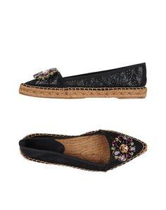 DOLCE & GABBANA Espadrilles. #dolcegabbana #shoes #espadrilles