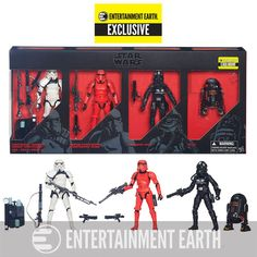 Star Wars Black Series 6-Inch Action Figures- EE Exclusive - Hasbro - Star Wars - Action Figures at Entertainment Earth