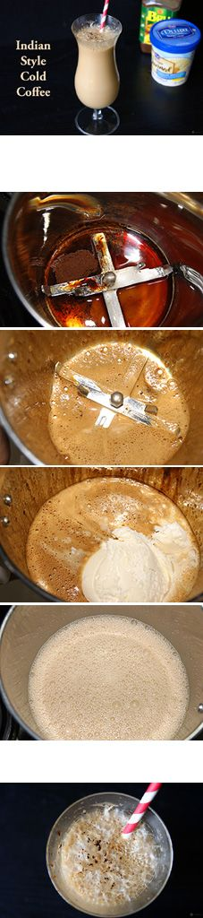 Are you a coffee lover ? Do you want to have a cold and refreshing coffee for summer. Learn to make the perfect cold coffee. Super yummy and my favorite.
