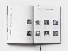 PRAFOTA Book 2015 on Behance