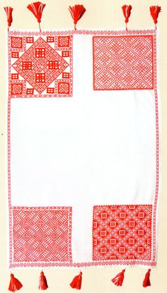 004dff5b643 Costume and Embroidery of the Seto, Estonia - puusapoll Folk Embroidery,  Embroidery Patterns,