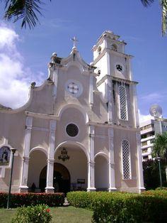 Iglesia de Tanaguarena, ubicada en el Edo. Vargas