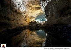 Cueva de los Verdes, Lanzarote #spain