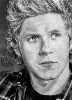 Niall Horan fan art