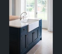 farrow and ball painted hague blue un - Google Search