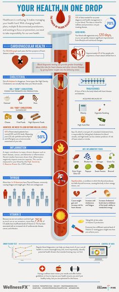 Blood Infographic #health #fitness #diabetes #type1 #type2 #blood #health