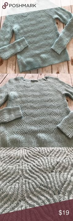 ⭐️Sale⭐️LOFT- Stunning Powder Blue Sweater,  XS LOFT- Stunning Powder Blue Sweater, women's XS. In fantastic preowned condition, would likely fit a size small as well. Super soft material! Same day or next business day shipping is guaranteed! LOFT Sweaters