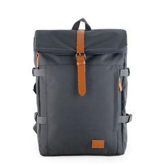 Gray backpack de Forbabies sur DaWanda.com