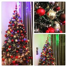 Weihnachtsbaum der guten Wünsche: