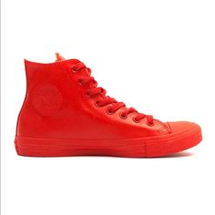 87baf38afe979 12 Best Red High Top Sneakers images