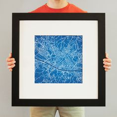 Florence, Italy | City Prints Map Art - Might need this someday...