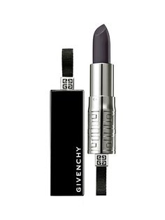Let's be honest: Black lipstick isn't for everyone. And if you clicked past the previous slide thinking, Nope! this magical tube is for you. The bullet looks black, but the balm glides onto lips as a sheer, just-bitten berry color that looks pretty on everyone.