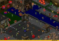 doom,pixel art,games