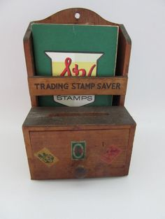 Vintage Top Value Stamps Saver Book Elegant In Style Premiums, Prizes & Charms