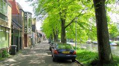 Random street in centre of Den Heldeer