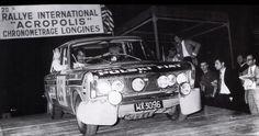 W Rajdzie Akropolis załoga Jaroszewicz-Szulc (Fiat 125p) wywalczyła I miejsce w klasie