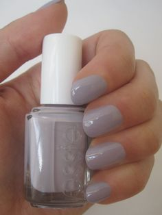 Essie Love & Acceptance - bridal collection 2012 // I'm dying to see the rest of this so called 2012 bridal collection? Fancy Nails, Love Nails, How To Do Nails, Pretty Nails, My Nails, Colorful Nail Designs, Nail Games, Bridal Nails, Nail Inspo