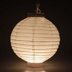 "Lighted Paper Lanterns Bulk Details Led Batteryoperated White Paper Lanterns 8"" At"