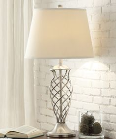 Another great find on #zulily! Adele Table Lamp #zulilyfinds
