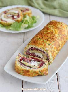 Omelette Legume, Mozzarella, Savory Tart, Antipasto, Eat Smart, Salmon Burgers, Finger Foods, Baked Potato, Food And Drink