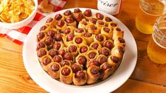 Every tailgate needs this EPIC game day snack. Every tailgate needs this EPIC game day snack.