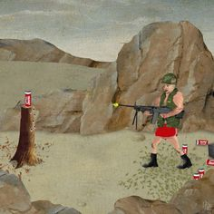 - SCORPION DAGGER - CHECK OUT THE SCORPION DAGGER BOOK HERE! (james kerr) these GIFs are digital...