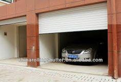 Resultado de imagem para portão garagem pvc