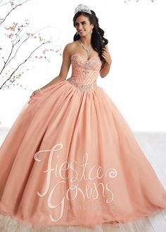 76752a42552 Fiesta 56325 Strapless Jeweled Ball Gown Colored Wedding Dress