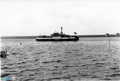 arkiv.dk | Gaabense. Færge til Masnedsund - Gåbense overfarten