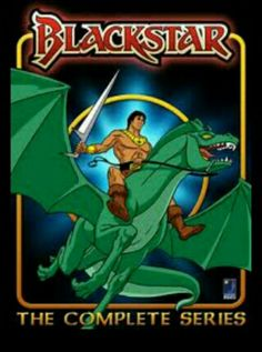 Blackstar dvd cover