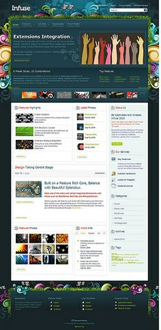 www.premium-joomlathemes.com/infuse-wordpress-theme-wordp...   WordPress Blog & Magazine Themes - wordpress themes for sale  http://themeforest.net/?ref=szamriy