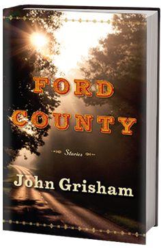 Ford County by John Grisham.