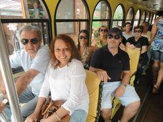 Em Gramado-RS fazendo um tour pela cidade