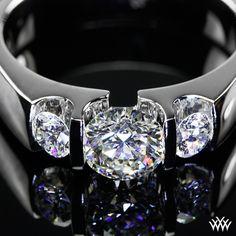 black-engagement-rings-for-women.jpg 500×500 pixels