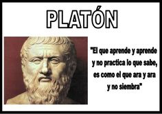 Platón. Filósofo Griego