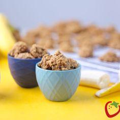 Toddler Recipe: Banana Bites