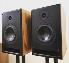 Bringing studio quality sound to the home Home Audio Speakers, Hifi Audio, Audio Equipment, Home Appliances, Modern, Vintage, House Appliances, Trendy Tree, Home Speakers