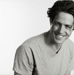 Hugh Grant... I fancy him and his movies they're so fun and amusing